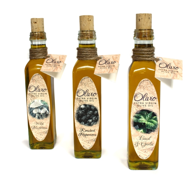 Olivio Olive Oil Packaging