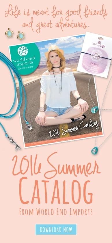 2016 Summer Catalog Blast