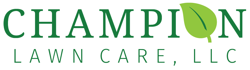 Champion Lawn Care Logo