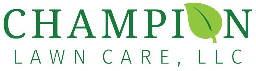 Champion Lawn Care Logo