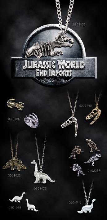 Jurassic World... End Imports