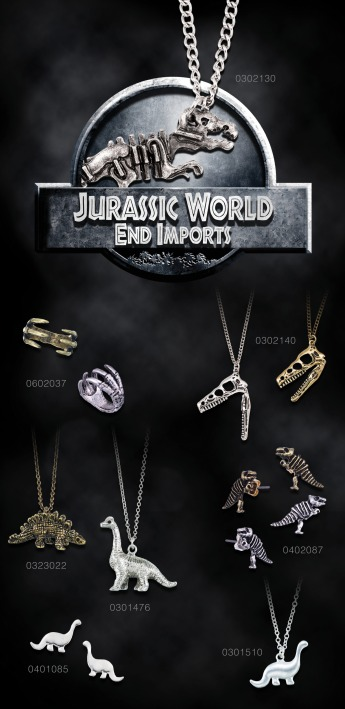 Jurassic World... End Imports