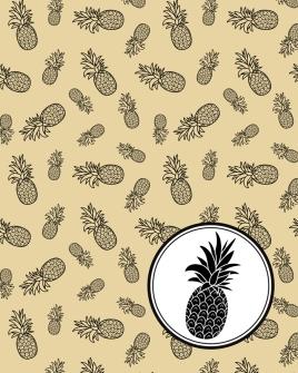 Pinapple Pattern