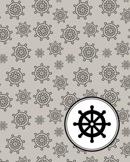Ship Wheel Pattern